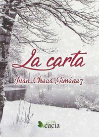 La carta - Juan Checa Gimenez