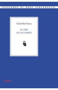 AIRE DE LOS LIBROS, EL
