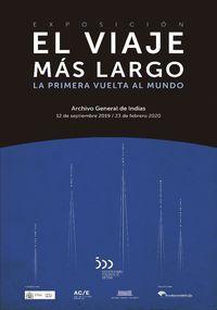 EXPOSICION EL VIAJE MAS LARGO - LA PRIMERA VUELTA AL MUNDO
