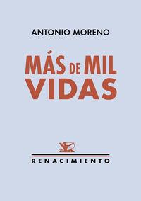 Mas De Mil Vidas - Antonio Moreno