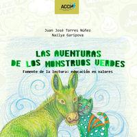 AVENTURAS DE LOS MONSTRUOS VERDES, LAS