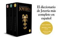 DICCIONARIO ILUSTRADO DE LA JOYERIA (3 VOLS)