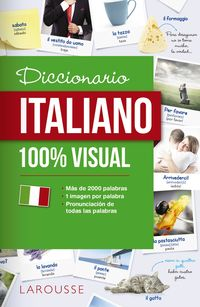 Diccionario De Italiano 100% Visual - Aa. Vv.