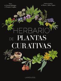 Herbario De Plantas Curativas - Aa. Vv.
