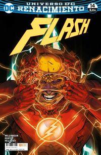 Flash 28 / 14 (renacimiento) - Joshua Williamson