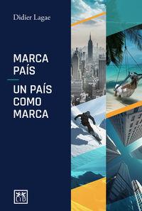 Marca Pais - Un Pais Como Marca - Didier Lagae