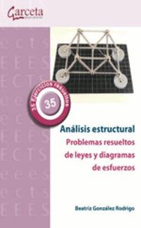 ANALISIS ESTRUCTURAL - PROBLEMAS RESUELTOS DE LEYES Y DIAGRAMAS DE ESFUERZOS