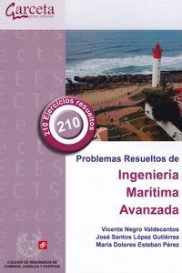 PROBLEMAS RESUELTOS DE INGENIERIA MARITIMA AVANZADA