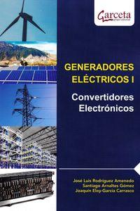 GENERADORES ELECTRICOS I - CONVERTIDORES ELECTRONICOS