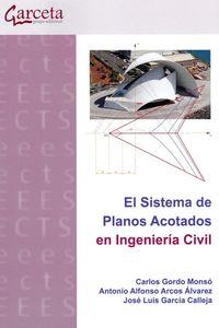 SISTEMA DE PLANOS ACOTADOS EN INGENIERIA CIVIL, EL