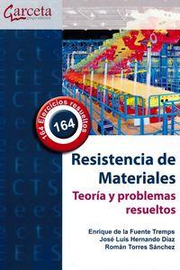 RESISTENCIA DE MATERIALES - TEORIA Y PROBLEMAS RESUELTOS