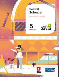 EP 5 - SOCIAL SCIENCE (MAD) - MAS SAVIA