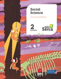 EP 2 - SOCIAL SCIENCE (MAD) - MAS SAVIA
