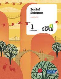 EP 1 - SOCIAL SCIENCE (AND) - MAS SAVIA