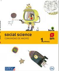 EP 1 - SOCIAL SCIENCE (MAD) - SAVIA