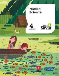 EP 4 - NATURAL SCIENCE (MUR) - MAS SAVIA