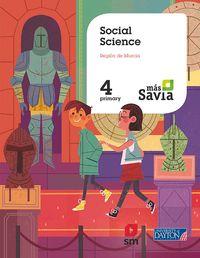 EP 4 - SOCIAL SCIENCE (MUR) - MAS SAVIA