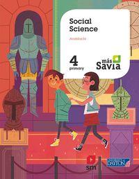 Ep 4 - Social Science (and) - Mas Savia - Aa. Vv.