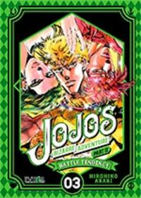 Jojo's Bizarre Adventure Part Ii - Battle Tendency 3 - Hirohiko Araki