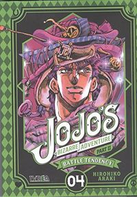 Jojo's Bizarre Adventure Part Ii - Battle Tendency 4 - Hirohiko Araki