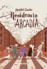 Residencia Arcadia - Daniel Cuello
