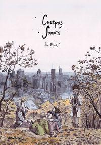 cuerpos sonoros - Julie Maroh