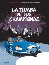 Spirou - La Tumba De Champignac - Yann / Tarrin