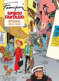 Spirou Y Fantasio 3 (1952-1954) (integral) - Andre Franquin