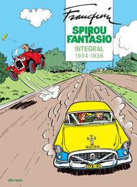 Spirou Y Fantasio 4 (1954-1956) (integral) - Andre Franquin