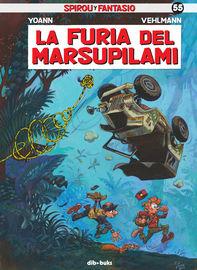 Spirou Y Fantasio 55 - La Furia Del Marsupilami - Yoann / Fabien Vehlmann