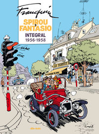 Spirou Y Fantasio 5 (1956-1958) (integral) - Franquin