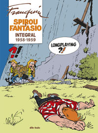 SPIROU Y FANTASIO 6 (1958-1959) (INTEGRAL)