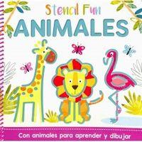 ANIMALES - STENCIL FUN