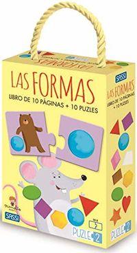 FORMAS, LAS (10 PUZLES)