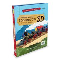 CONSTRUEIX UNA LOCOMOTORA 3D