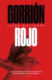 Gorrion Rojo - Jason Matthews