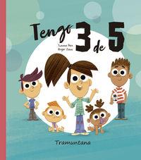 Tengo Tres De Cinco - Susana Peix / Roger Zanni (il. )