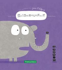 spiderelefant - Laurie Cohen / Nicolas Gouny (il. )