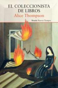El coleccionista de libros - Alice Thompson
