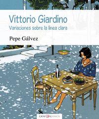 VITTORIO GIARDINO - VARIACIONES SOBRE LA LINEA CLARA