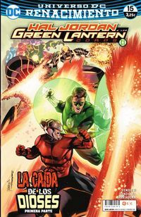Green Lantern 70 / 15 (renacimiento) - Robert Venditti
