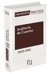 MEMENTO AUDITORIA 2020-2021