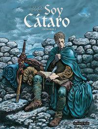 Soy Cataro 1 - Alessandro Calore / Claudia Chec / Pierre Makyo