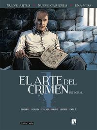 ARTE DEL CRIMEN, EL 1 (INTEGRAL)