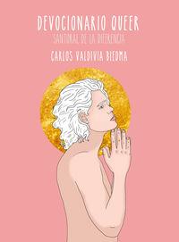 Devocionario Queer - Carlos Vadivia Biedma