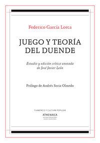 JUEGO Y TEORIA DEL DUENDE