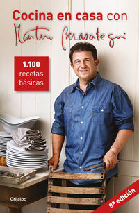 COCINA EN CASA CON MARTIN BERASATEGUI - 1100 RECETAS BASICAS