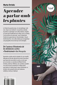 Aprendre A Parlar Amb Les Plantes - Marta Orriols Balaguer