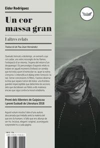 COR MASSA GRAN, UN - I ALTRES RELATS