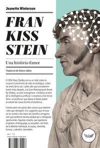 FRANKISSSTEIN - UNA HISTORIA D'AMOR